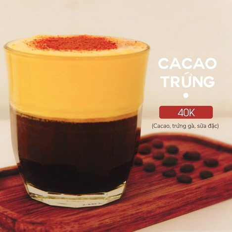 CACAO TRỨNG